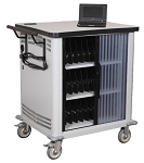 Datum Netbook Storage and Charging Cart